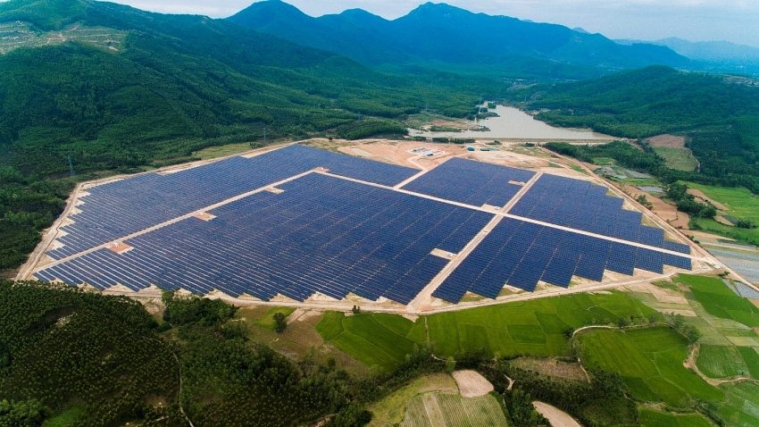 50mwp solar power plant inaugurated in binh dinh province