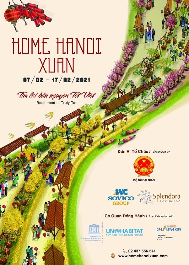 Memorable Home Hanoi Springtime 2021 set for landing soon