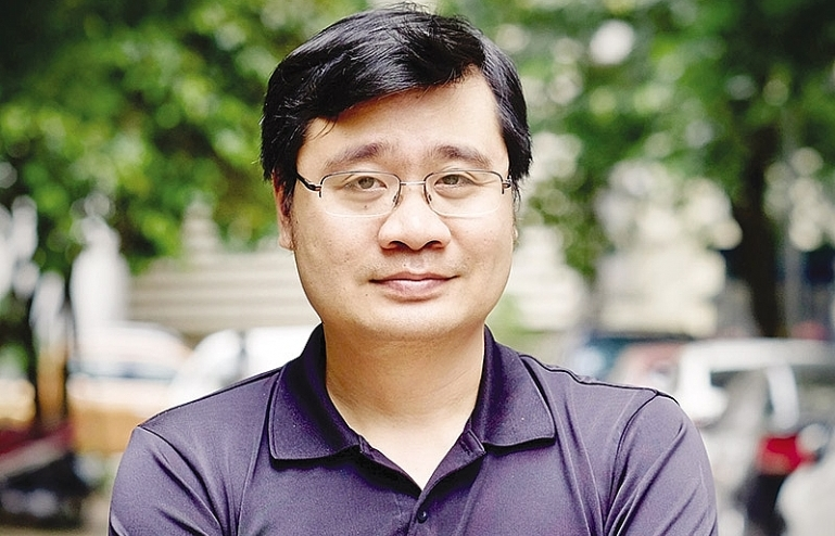 vuong quang long tomochain ceo the messenger of blockchain
