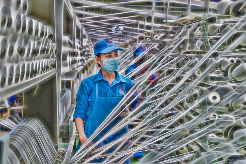 VNPOLY sells DTY to support medical mask production