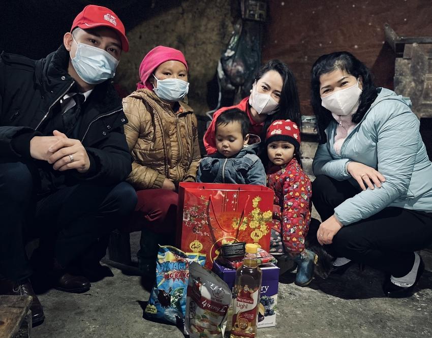 generali vietnam supports children in northwest vietnam and stages blood donation drive
