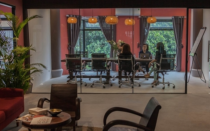 Toong collaborates with Indochina Vanguard Hotels to implement a co-working space in Wínk Hotels