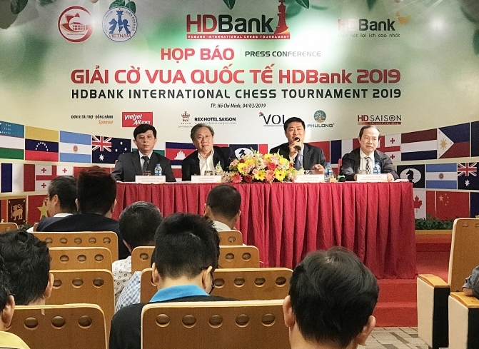 HDBank international chess tourney: a continental contest of intellect