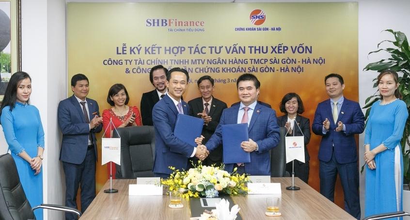 SHB Finance signs capital arrangement advisory deal with SHS