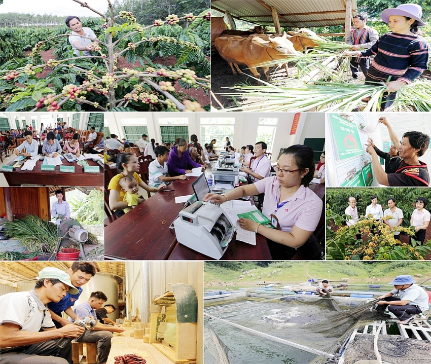 vbsp accompanies people in need on journey to sustainable development
