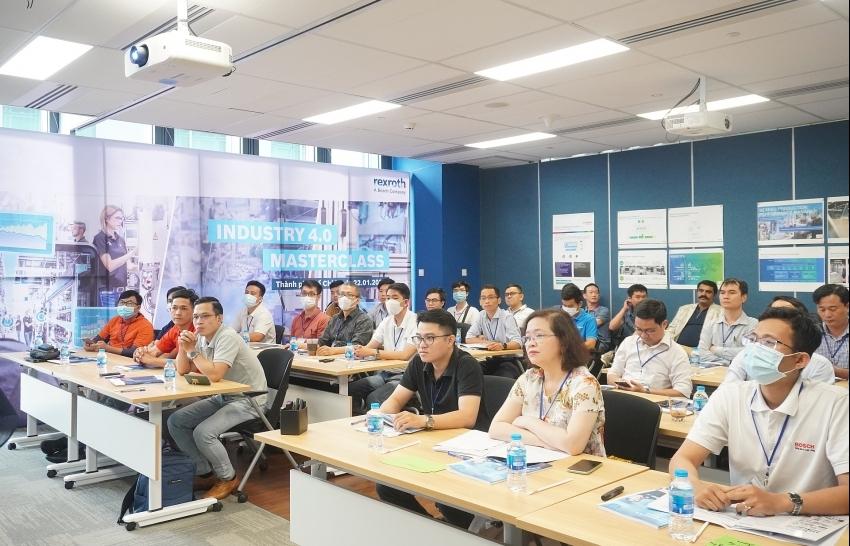 Bosch: going digital in Vietnam for ASEAN and worldwide