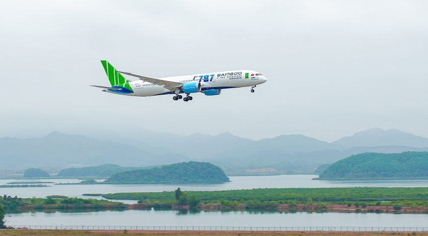 Bamboo Airways secures slots for non-stop flights to London at start of May