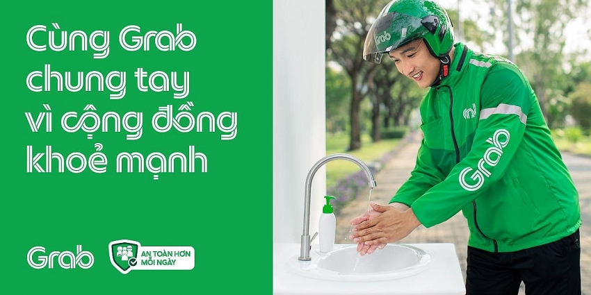 grab makes partner health top priority to ensure safety of community