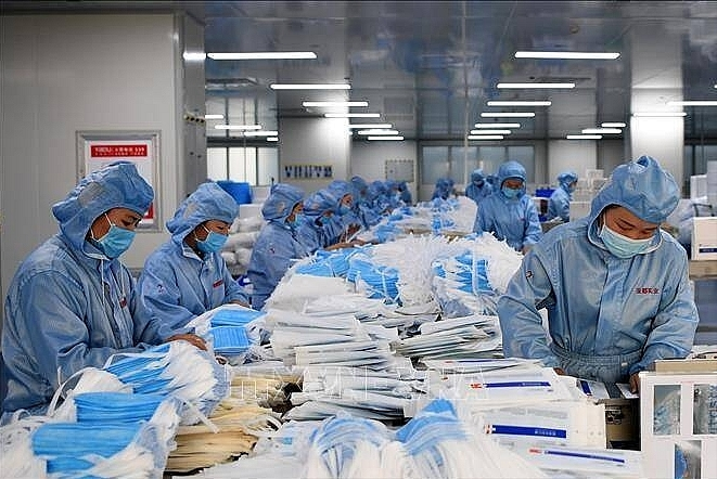 Vietnam promotes medical supply exports to support international fight against COVID-19