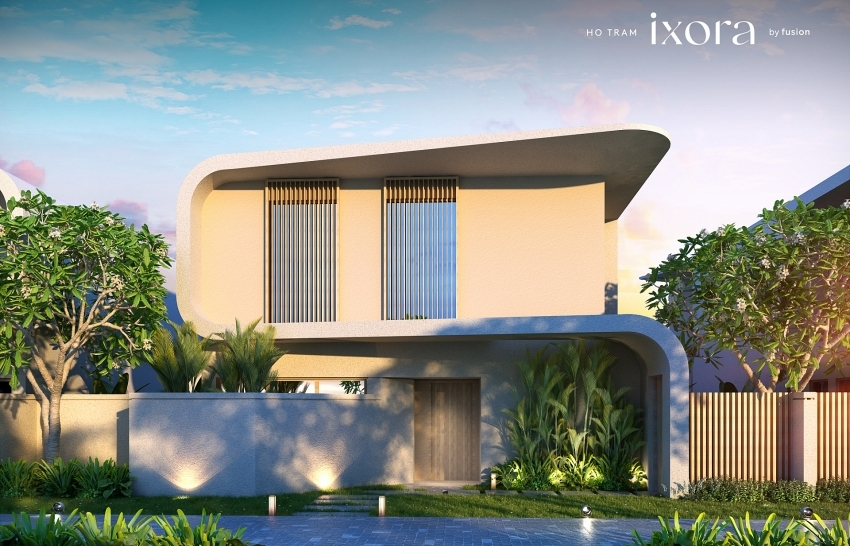 Ixora Ho Tram by Fusion – sound investment opportunity and ideal second home
