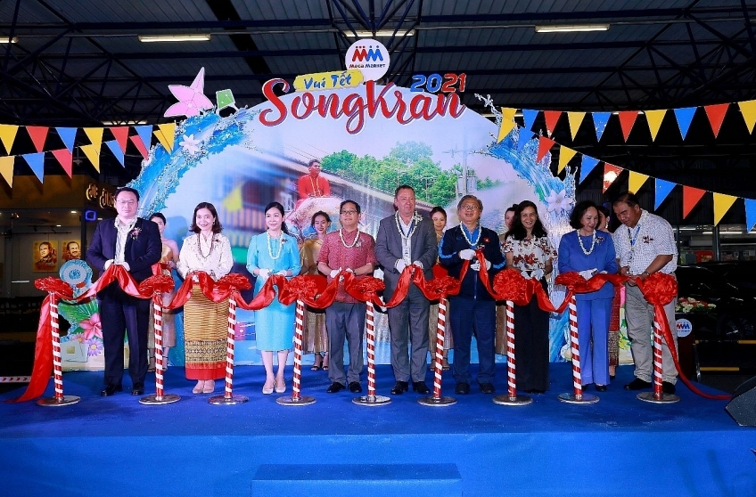 MM Mega Market maintains position as two-way trade bridge between Vietnam and Thailand