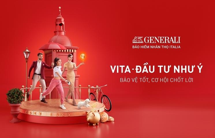 """Generali Vietnam launches """"VITA – Dau Tu Nhu Y"""" with preeminent benefits"""