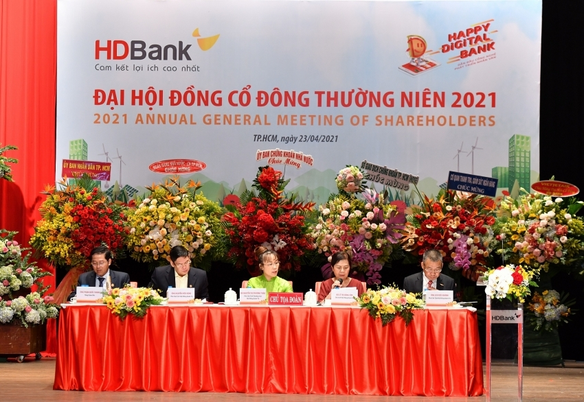 New strategic partners soon on board at HDBank for more inclusive growth