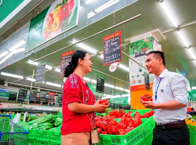 MM Mega Market Vietnam aims to export 6,000 tonnes of local produce in 2020