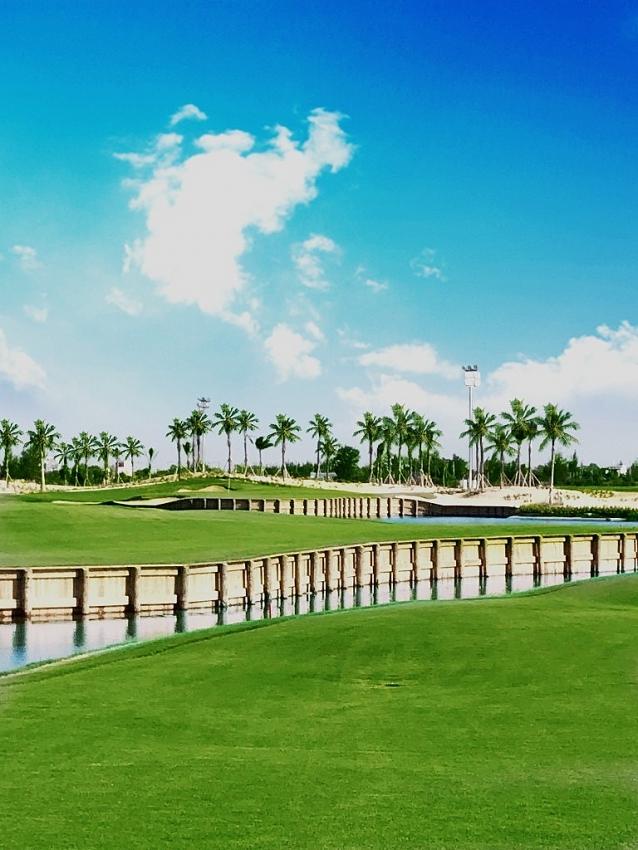 brg danang golf resort offers 36 hole golf masterpiece by world class course designers