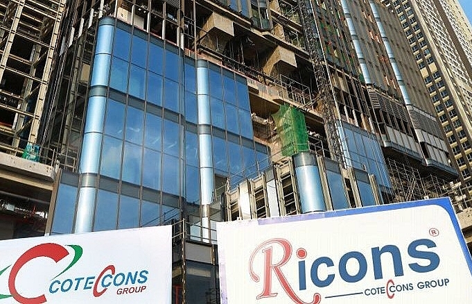 Will there be senior personnel changes at Ricons and Coteccons at upcoming AGMs?