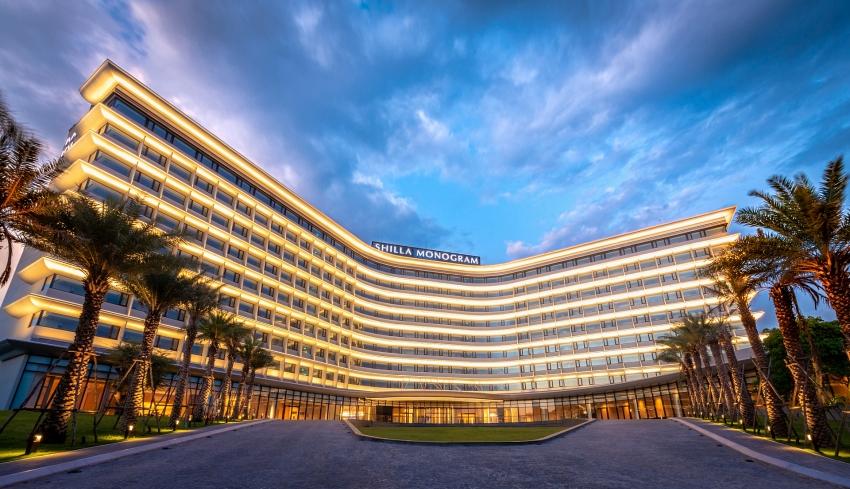koreas leading hospitality corporation the shilla to foray into vietnam next month