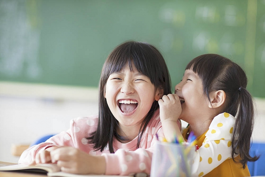 six skills to support children to break through post pandemic world