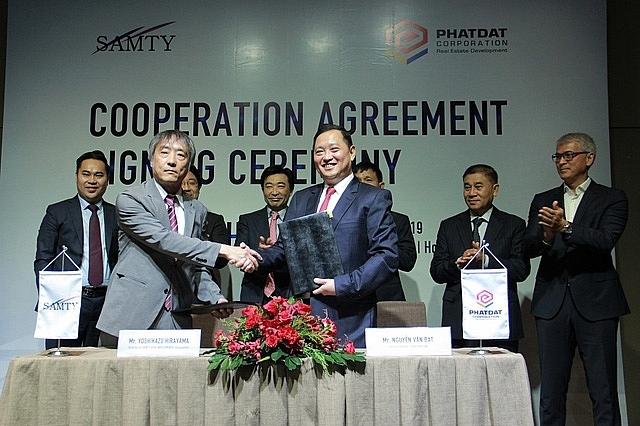 Phat Dat settles $22.5 million foreign loan