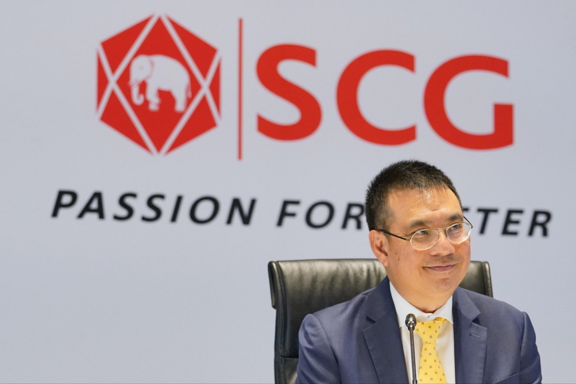 SCG: first-quarter operating results reflect strong recovery from global downturn