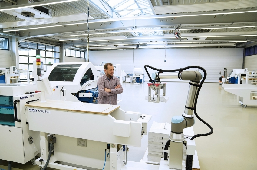 Universal Robots unveils enhanced UR10e with greater payload