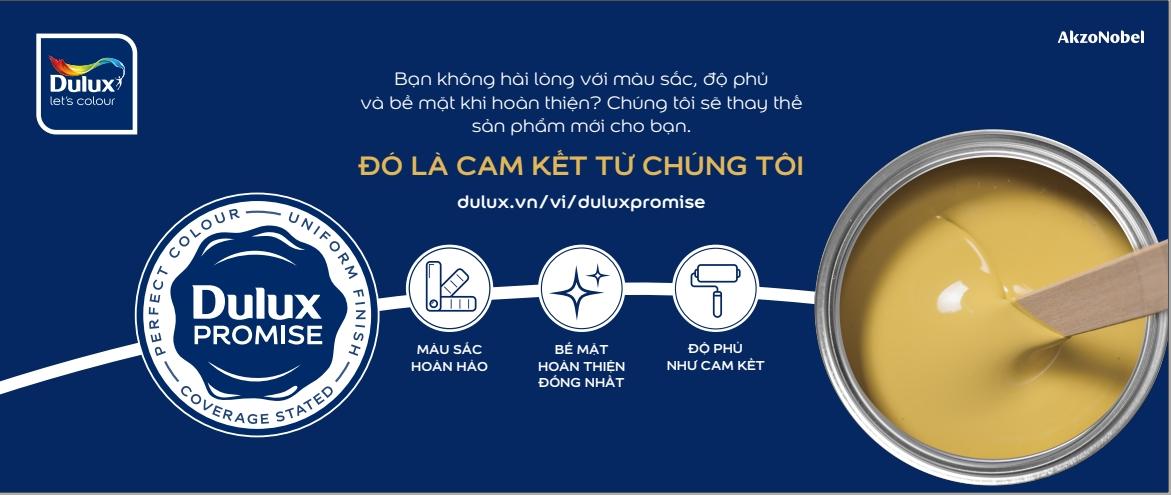 AkzoNobel launches Dulux Promise in Vietnam