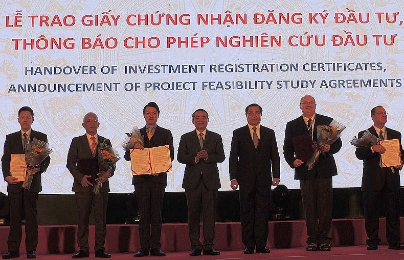 four new projects in danang starting construction