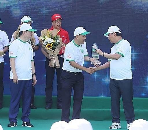 Nestlé Vietnam forging commitment for a healthier environment
