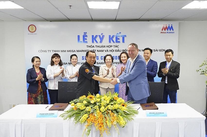MM Mega Market Vietnam teams up with Saigon Professional Chefs' Guild