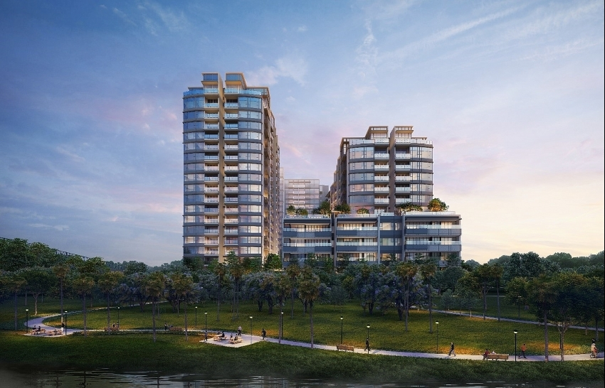 The River - Star of Thu Thiem's luxury apartment sector