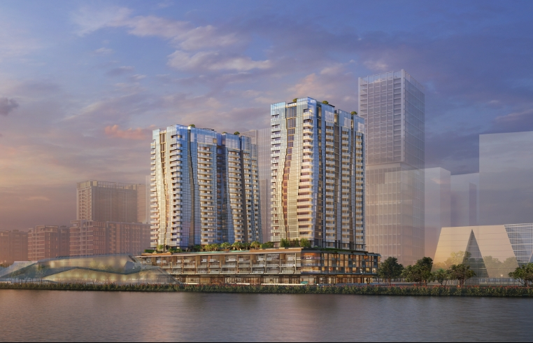 The Opera Residence – Prime location for golden values