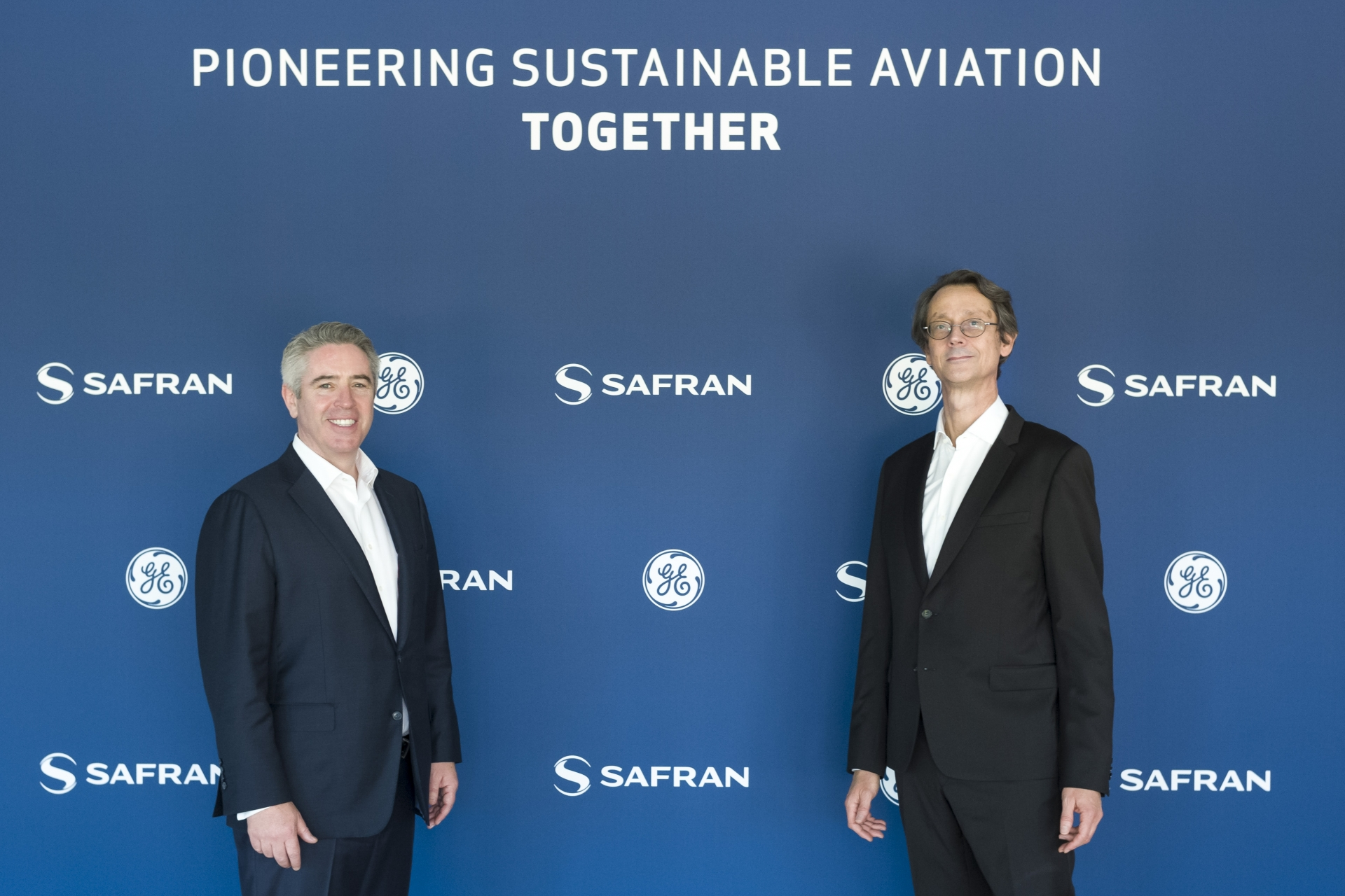GE Aviation and Safran launch advanced programme for sustainable engines
