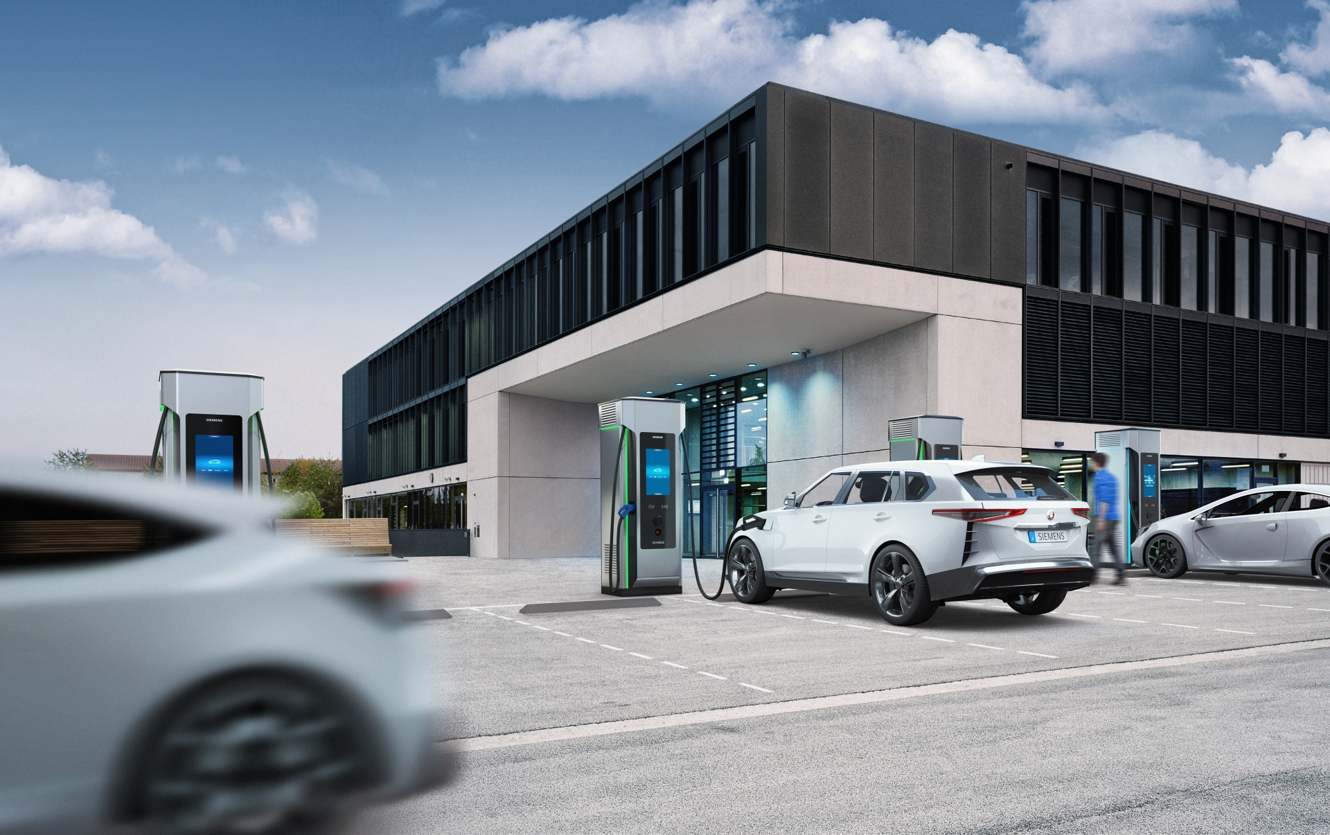 Siemens launches SICHARGE D electric vehicle charger in Asia-Pacific