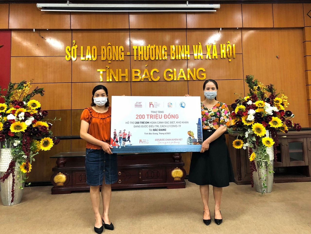 Generali Vietnam takes prompt action to support COVID-19 fight