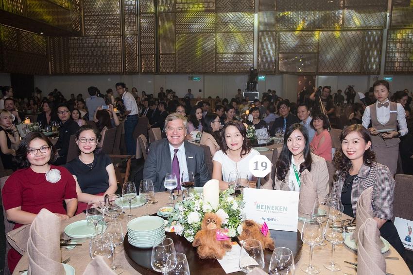 heineken vietnam once again honoured as best place to work for in asia