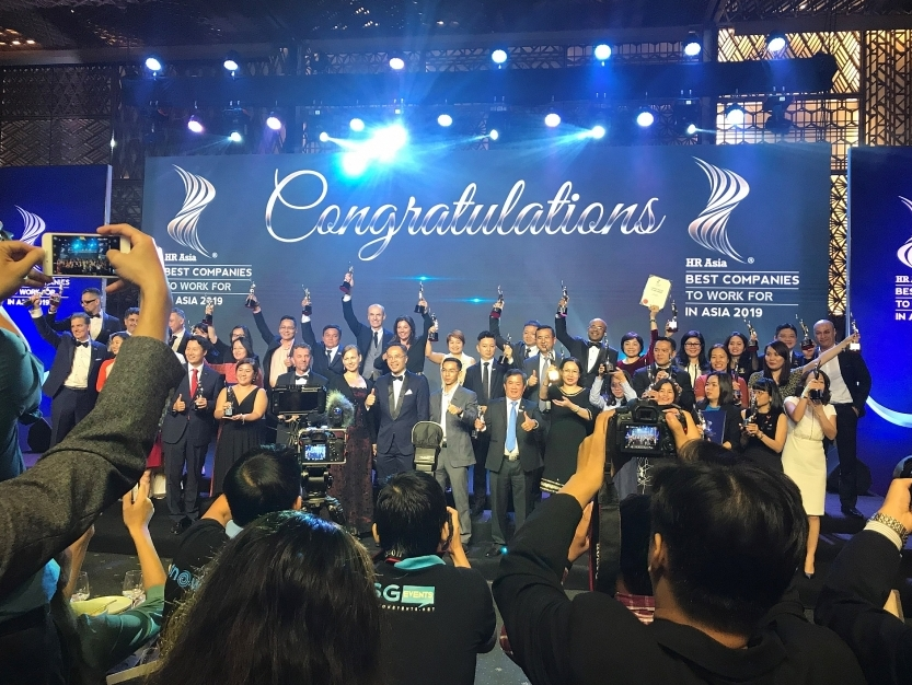 Millennials make Manulife Vietnam one of best places to work in Asia