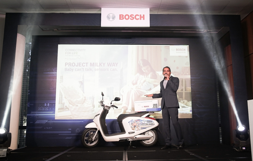 bosch launches new technology solution to support nursing mothers