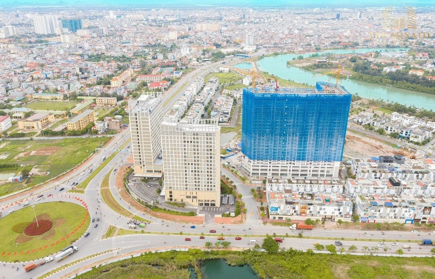 """The Minato Residence: """"new masterpiece"""" of Japanese brands in Haiphong"""
