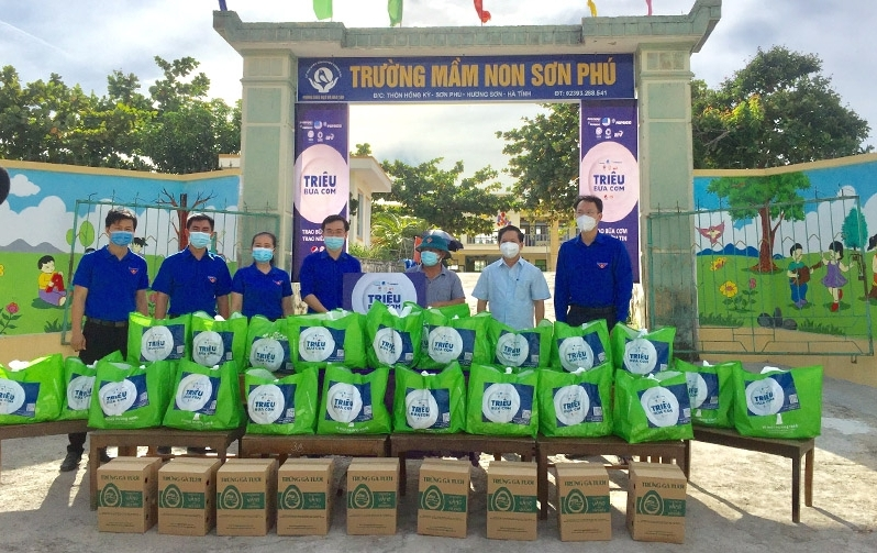 Millions of meals for communities hit by COVID-19 pandemic