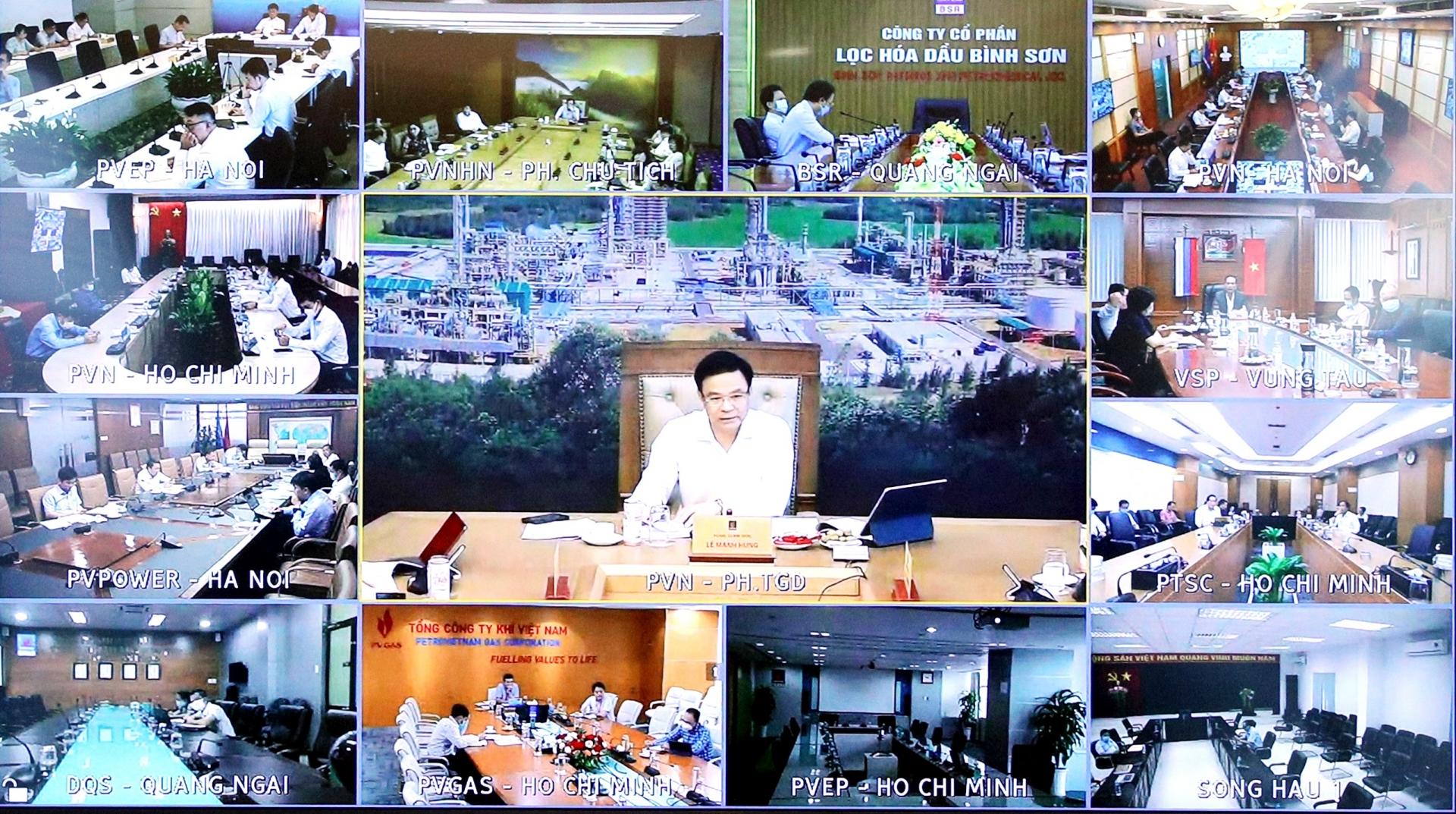 PetroVietnam:  a bright spot in Vietnam's first-half development picture