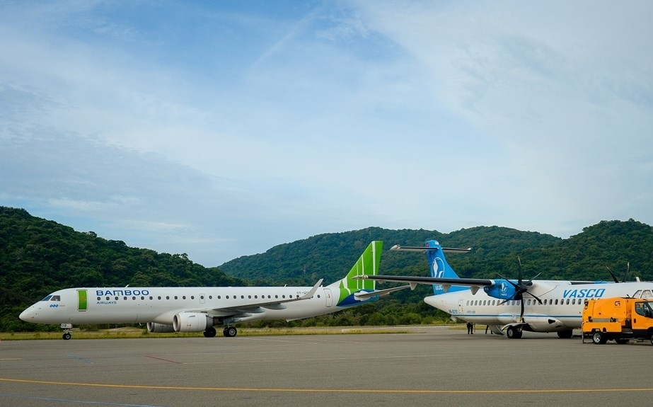 Con Dao Airport upgrade proposed to welcome two million passengers a year