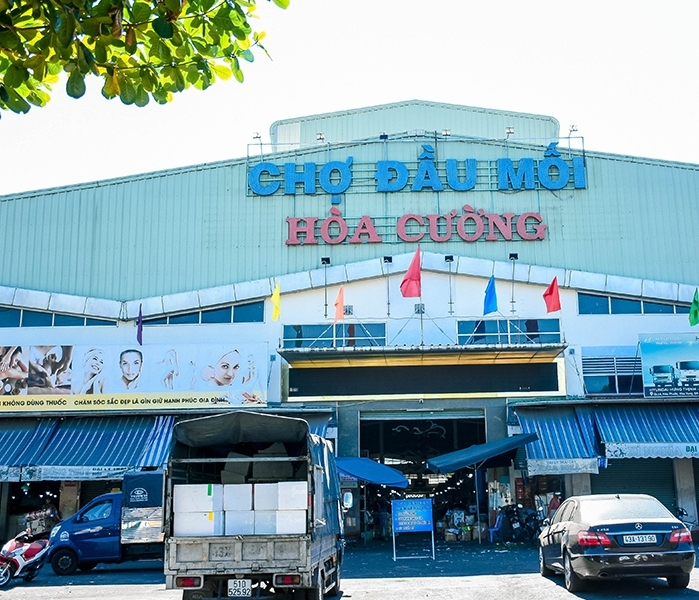 Sizeable wholesale market greenlit for investment study in Danang