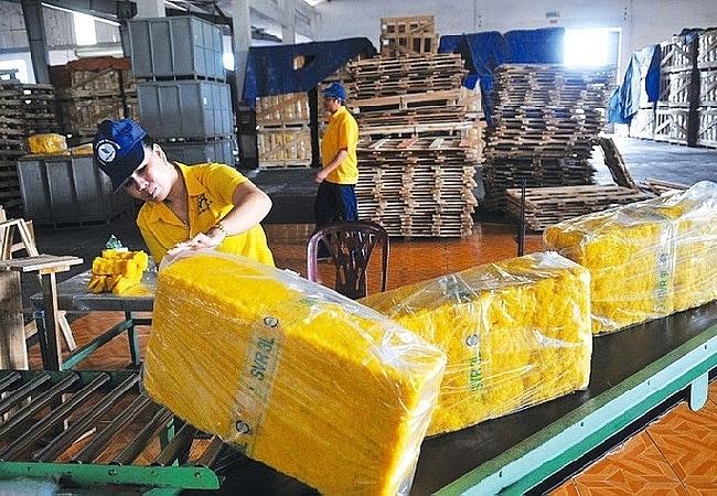 Rubber firms pick up rosy profits despite COVID-19