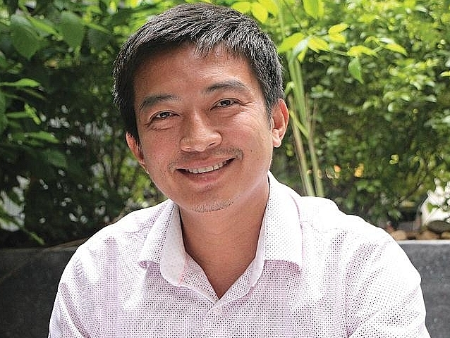 Founder of Tam Khoe fresh food brand: keen on green agriculture