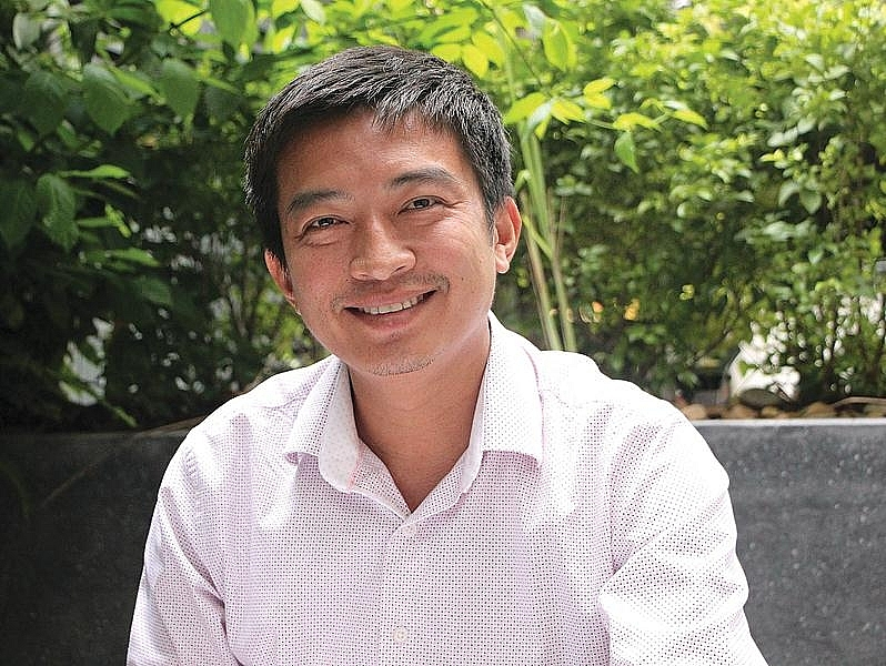 founder of tam khoe fresh food brand keen on green agriculture