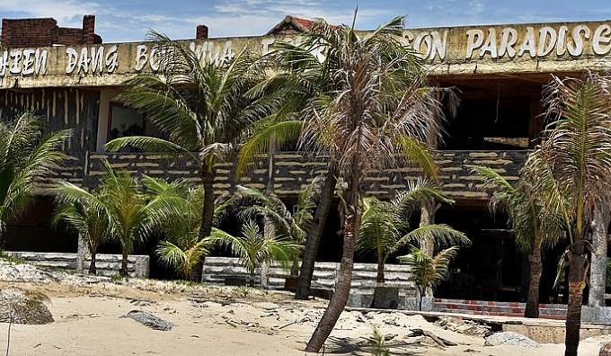 Paradise Eco Resort: 13 years on the drawing board