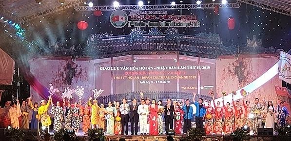 Hoi An-Japan Cultural Exchange 2019: a fanfare of memorable activities