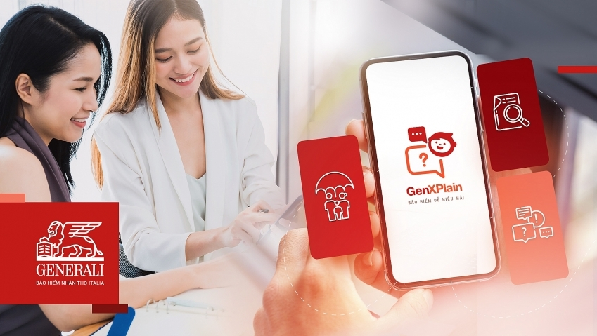 """Generali launches insurance-focused Q&A function """"GenXPlain"""" and other new features on GenVita"""