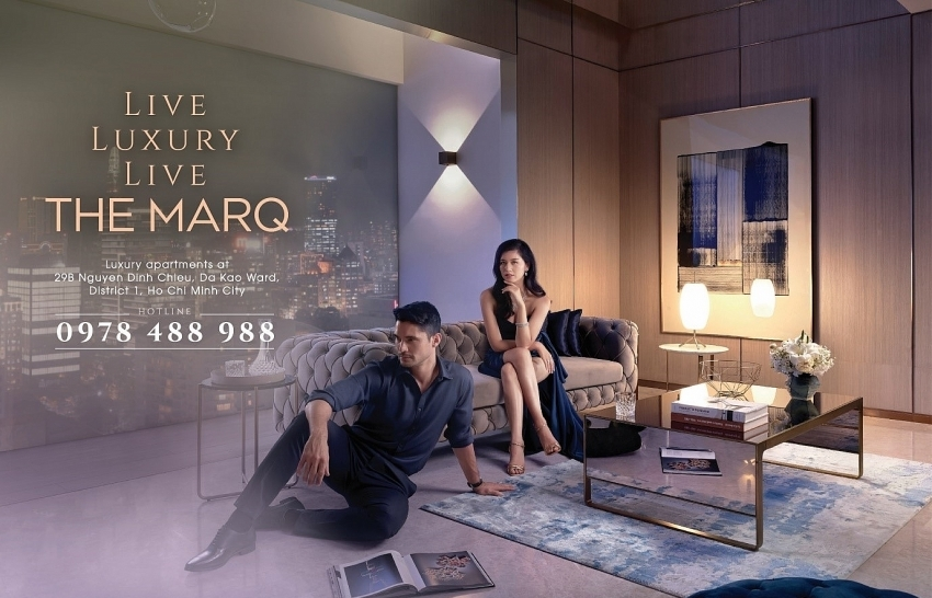 The Marq - a true architectural masterpiece by a team of the excellence