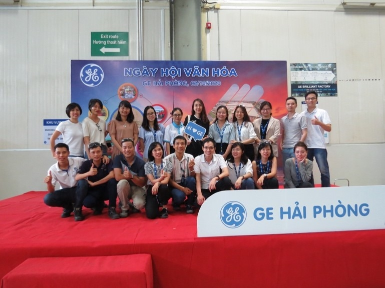 Embracing the differences: A push to step forward at GE Vietnam